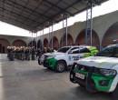 PM monta barreiras para fazer triagem de quem entra no Piauí vindo do CE