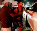 Homem é preso após provocar acidente envolvendo carro e motocicletas em Teresina