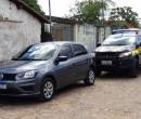 Homem é preso em Brasileira com carro não devolvido para locadora
