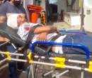 Suspeito é espancado por populares durante tentativa de assalto em Altos