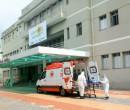 HGV registra redução de 86% nas internações por Covid-19 em quatro meses
