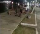 VÍDEO: Por ciúmes de rapaz, meninas brigam em praça pública de Campo Maior
