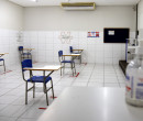 Após determinação de retorno às aulas, professores discutem sobre greve em Teresina