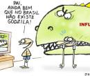 Confira a charge de Jota A publicada nesta segunda-feira no Jornal O Dia