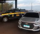Jovem é preso no Piauí com carro roubado de locadora do Ceará