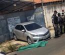 Suspeito é morto a tiros ao anunciar assalto na zona Sul de Teresina
