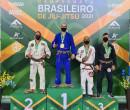 Bryam Lima ganha campeonato brasileiro de Jiu-Jitsu