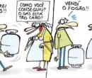 Confira a charge de Jota A publicada no Jornal O Dia deste sábado (16)