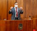 """Na Assembleia, deputados Ziza e Georgiano trocam acusações após """"roubo"""" de prefeitos"""