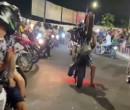 """Polícia Militar apreende 40 motocicletas em """"rolezinho"""" na zona Leste de Teresina"""