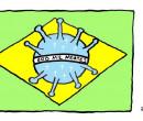Veja a charge de Jota A publicada no Jornal O Dia deste sábado (09)