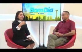 BOM DIA NEWS 09 05 BL 01 Especialista analisa novo decreto sobre porte de armas