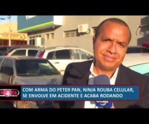 TV O Dia - ROTA DO DIA 24 05 A realidade da selva de pedra bl1