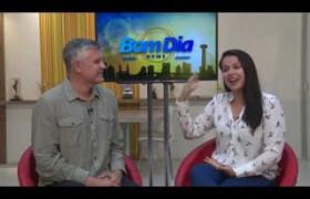 BOM DIA NEWS 04 07  Entrevista Glenda Uchôa - repórter Jornal O Dia