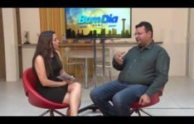 BOM DIA NEWS 09 07  Entrevista com Genilson Sobrinho   Dir  Geral da ADAPI