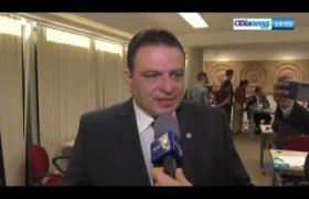 BOM DIA NEWS 15 07  Dep. Gessivaldo Isaias indica gestor para o governo
