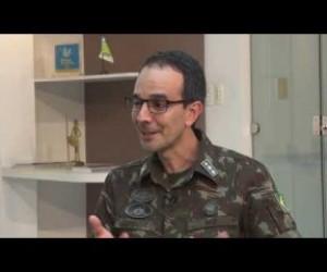 TV O Dia - BOM DIA NEWS 15 07 Entrevista Ten. Coronel Alexandre - coord. comunic. projeto Rondon