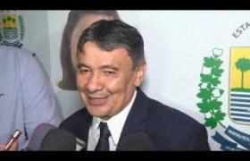 BOM DIA NEWS 17 07  Gov. Wellington Dias sobre diretório estadual do PT