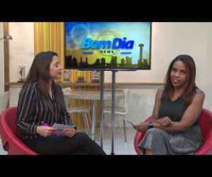 TV O Dia - BOM DIA NEWS 19 07  Biá Boakari - programação cultural do final de semana