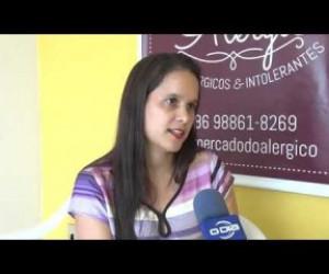 TV O Dia - BOM DIA NEWS 21 06 Intolerância alimentar