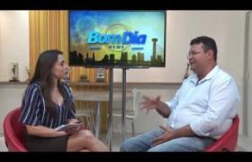 BOM DIA NEWS 24 07  Entr. Genilson Sobrinho - diretor da Adapi