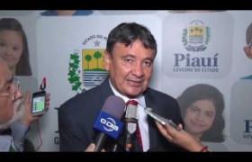 BOM DIA NEWS 24 07  Gov. Wellington Dias convida João Vicente para fazer parte da equipe de estado