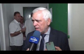 BOM DIA NEWS 25 06  MDB anuncia a filiação do ex deputado Dr Pessoa