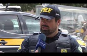 BOM DIA NEWS 25 06  PRF passou a ser rota do tráfico de drogas