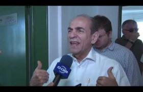 BOM DIA NEWS 25 06  Senador Marcelo Castro fala sobre aliança do MDB e o PT