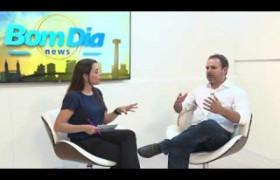 BOM DIA NEWS 25 07  Entr. José Maia Filho - superint. do Piauí em Brasília