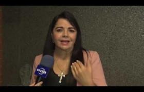 BOM DIA NEWS 26 06  Dep. Teresa Brito está com o relatório da inspeção nos hospitais estadua