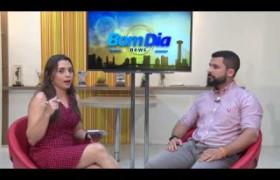 BOM DIA NEWS 26 06  Entrevista com Wallace Miranda - coord.  do partido Novo no Piauí