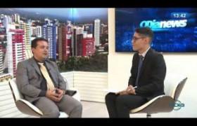 O DIA NEWS 01 07  Entrevista com Michel Saldanha   Secretário Geral JUCEPI
