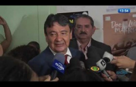 O DIA NEWS 01 07  Governador Wellington Dias critica postura de Sérgio Moro   Ministro da Justiç