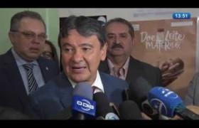 O DIA NEWS 01 07  Governador Wellington Dias retorna a Brasília