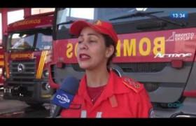 O DIA NEWS 03 07  O número de queimadas desperta atenção das autoridades