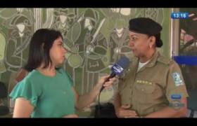 O DIA NEWS 05 07  Segurança com as residências nas férias   Lalesca Setúbal ao vivo
