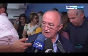 O DIA NEWS 08 07  Dep  Fed  Júlio César reconduzido à FAEPI