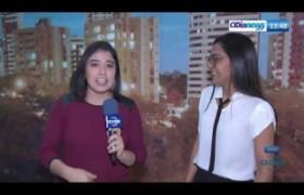 O DIA NEWS 09 07  Lalesca Setúbal AO VIVO - Observatório da mulher