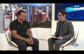 O DIA NEWS 10 07  Entrevista AO VIVO com Fábio Abreu - Sec. Segurança do Piauí