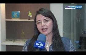 O DIA NEWS 10 07  Teresa Brito fala sobre reunião com o Sec. Est. Saúde Florentino Neto