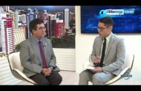 O DIA NEWS 11 07  Entrevista AO VIVO com Francisco Limma - Dep.  Estadual PT PI