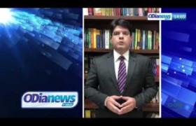O DIA NEWS 11 07  Polêmica envolvendo deputados que votaram contra as indicações dos partidos