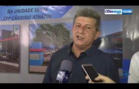 O DIA NEWS 11 07  Reforma do centro de formação Cândido Athayde