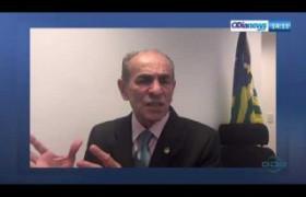 O DIA NEWS 11 07  Senador Marcelo Castro sobre a criminalização do caixa 2