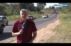 O DIA NEWS 16 07  Aumenta o número de acidentes em BRs que cortam o estado