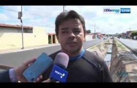O DIA NEWS 17 07  Canal do bairro Mocambinho