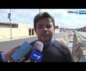 TV O Dia - O DIA NEWS 17 07 Canal do bairro Mocambinho