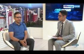 O DIA NEWS 17 07  Entrevista Dr. Hélio - Dep. Estadual PR PI
