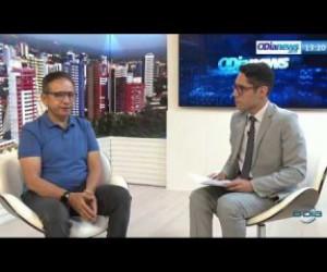 TV O Dia - O DIA NEWS 17 07 Entrevista Dr. Hélio - Dep. Estadual PR PI